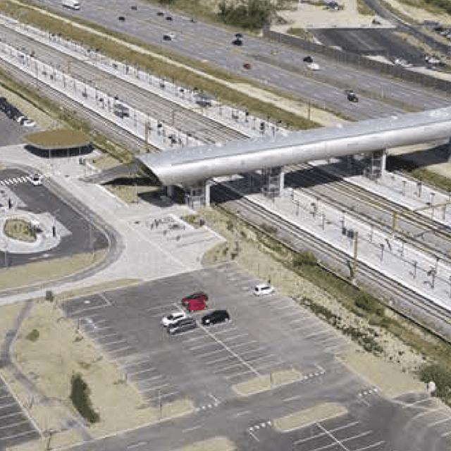 Koege station