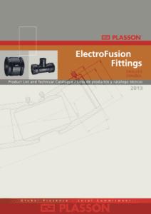 Plasson electrofusion fittings