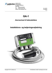 Alarm GA-1