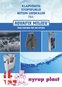 aquafix klapventil