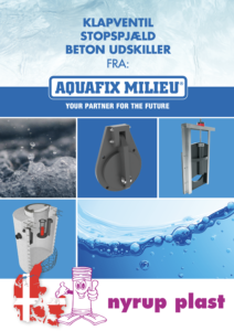 klapventil aquafix