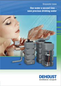 genbrug af badevand
