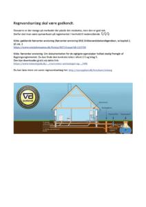 Regnvandsanlæg godkendelse
