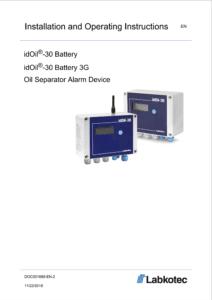 idOil-30 Batteri og 3G