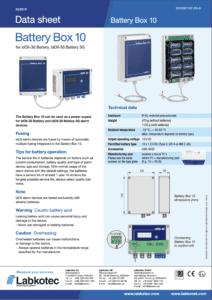 idOil 30 batteribox