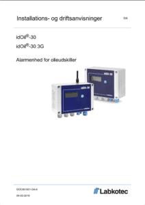 idOil-30 installation